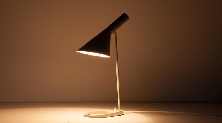 Mid-Century Modern Rare Arne Jacobsen Desk Lamp For Sale