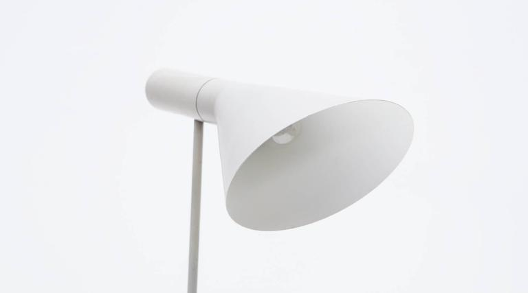 Rare Arne Jacobsen Desk Lamp In Good Condition For Sale In Frankfurt, Hessen, DE