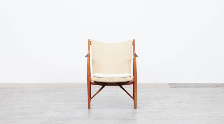 Finn Juhl Lounge Chairs in Teak 'b' 3