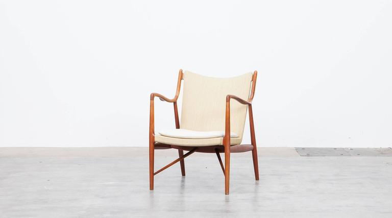 Finn Juhl Lounge Chairs in Teak 'b' 4