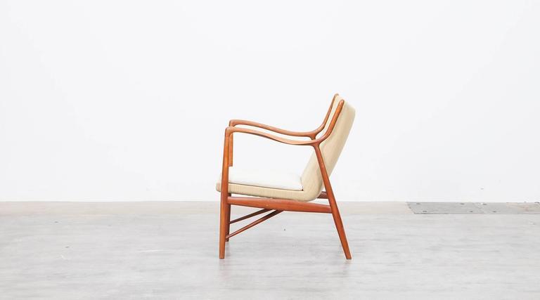 Finn Juhl Lounge Chairs in Teak 'b' 5