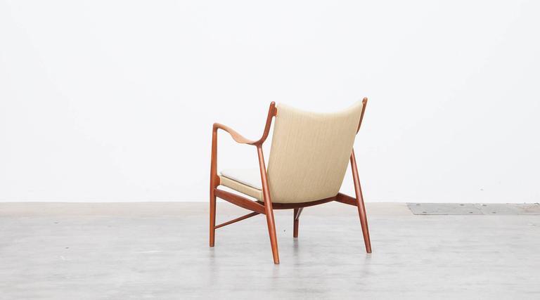 Finn Juhl Lounge Chairs in Teak 'b' 6