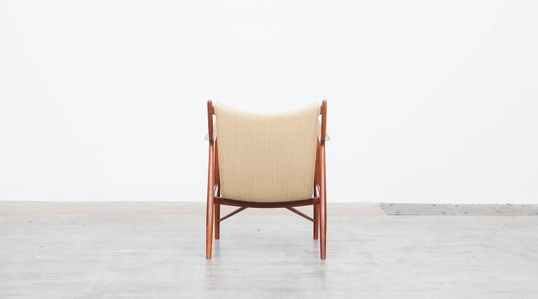 Finn Juhl Lounge Chairs in Teak 'b' 7