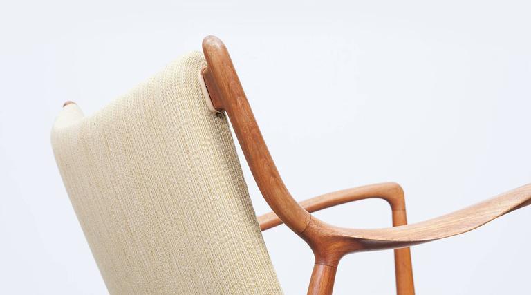 Finn Juhl Lounge Chairs in Teak 'b' 8