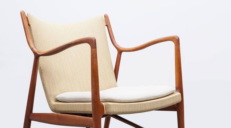 Finn Juhl Lounge Chairs in Teak 'b' 9