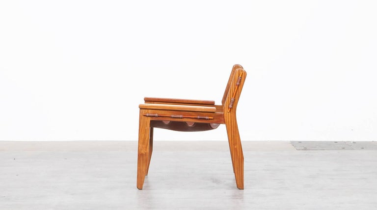 Brazilian Sergio Rodrigues Lounge Chairs For Sale