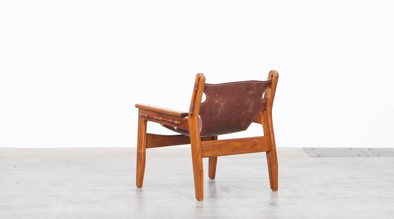 Sergio Rodrigues Lounge Chairs In Excellent Condition For Sale In Frankfurt, Hessen, DE