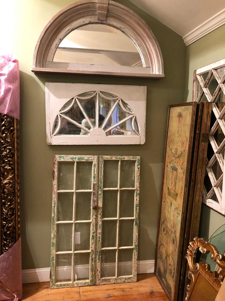 Pair of Antique Windows For Sale 6