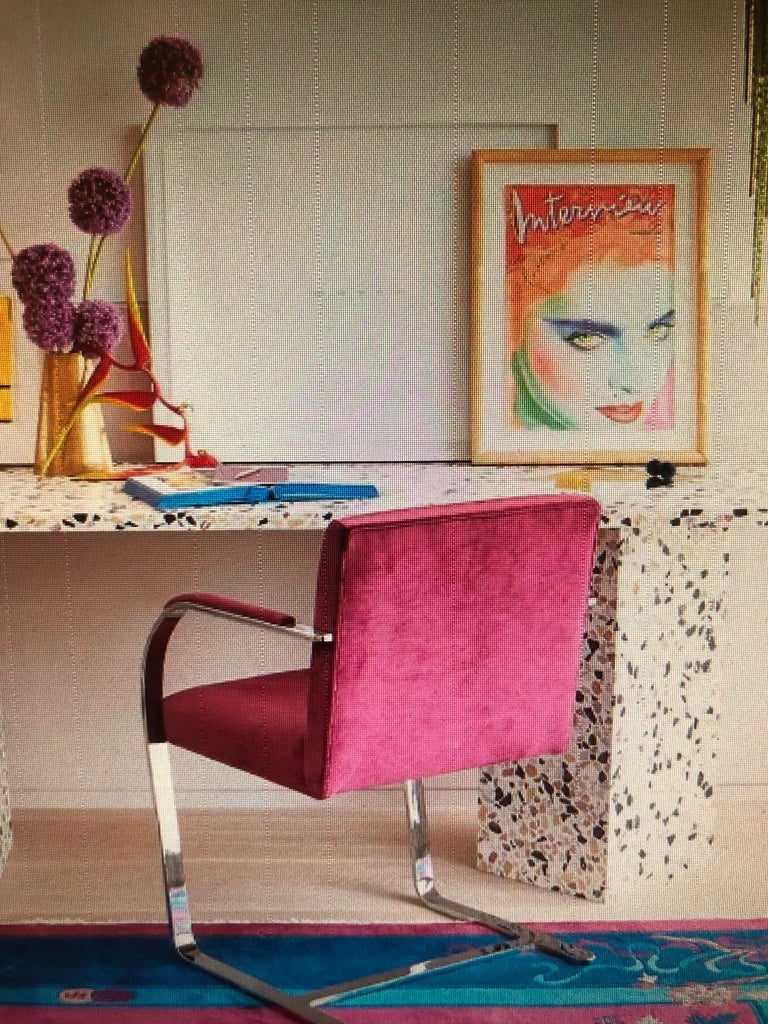 Flat Bar Brno Style Chair For Sale 14