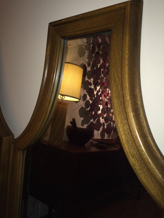 Pair of Hollywood Regency Mirrors 1