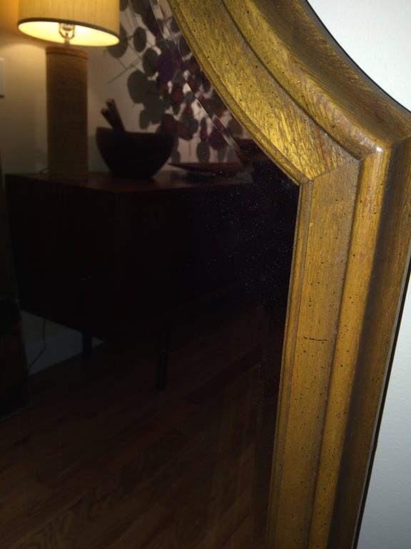 Pair of Hollywood Regency Mirrors 2