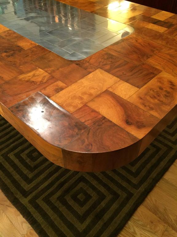 Patchwork Paul Evans Cityscape Dining Table for Directional For Sale
