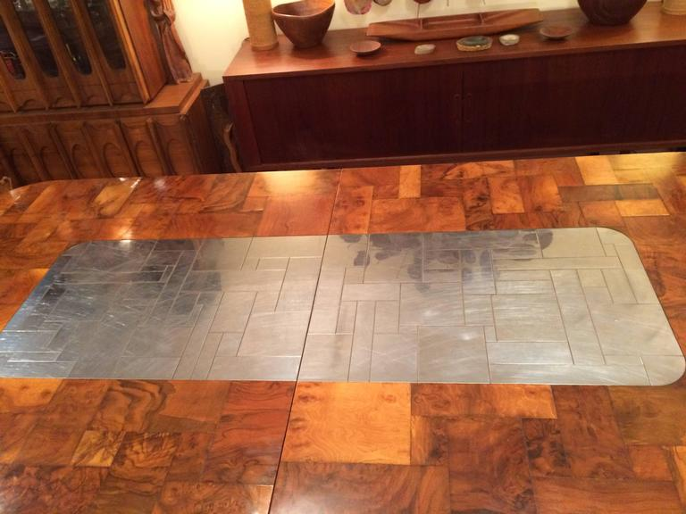 Paul Evans Cityscape Dining Table for Directional In Good Condition For Sale In Redding, CT