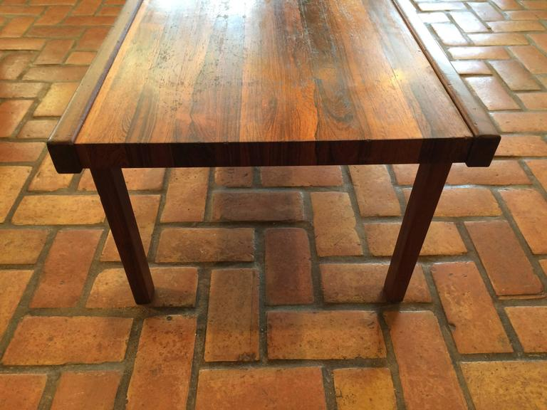 Mid-20th Century A.H. McIntosh Mid-Century Rosewood Coffee Table For Sale