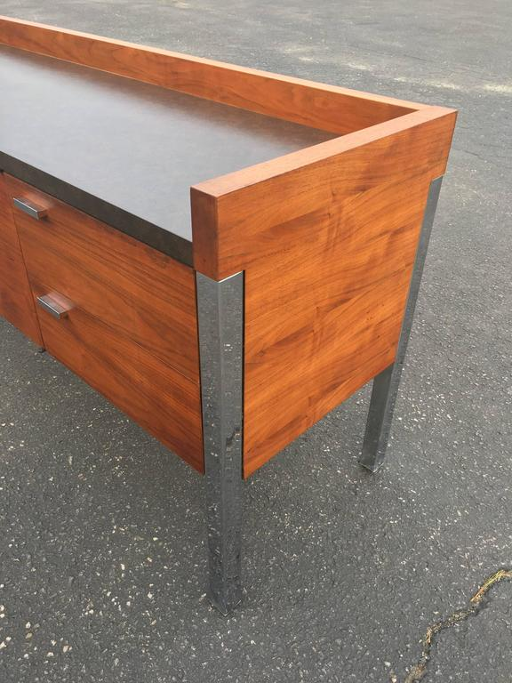Mid century modern office credenza for sale at 1stdibs for Modern office credenza