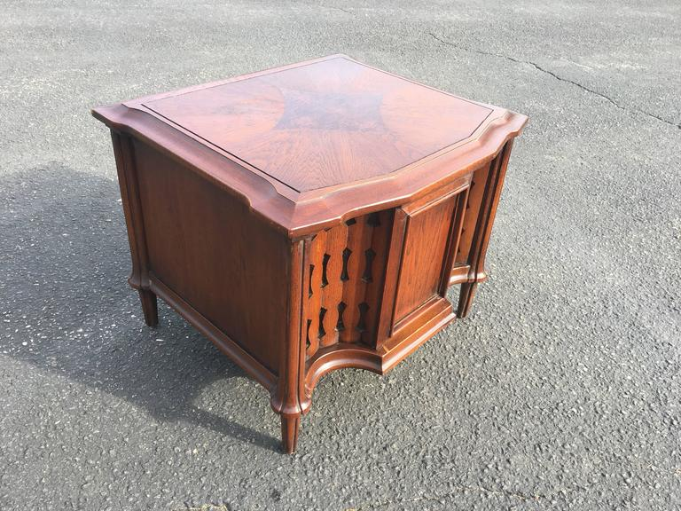Mid-20th Century Mid-Century Brutalist Cabinet or End Table For Sale