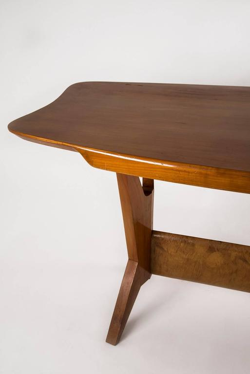 Italian Exquisite Dining Table, Italy, 1940s For Sale