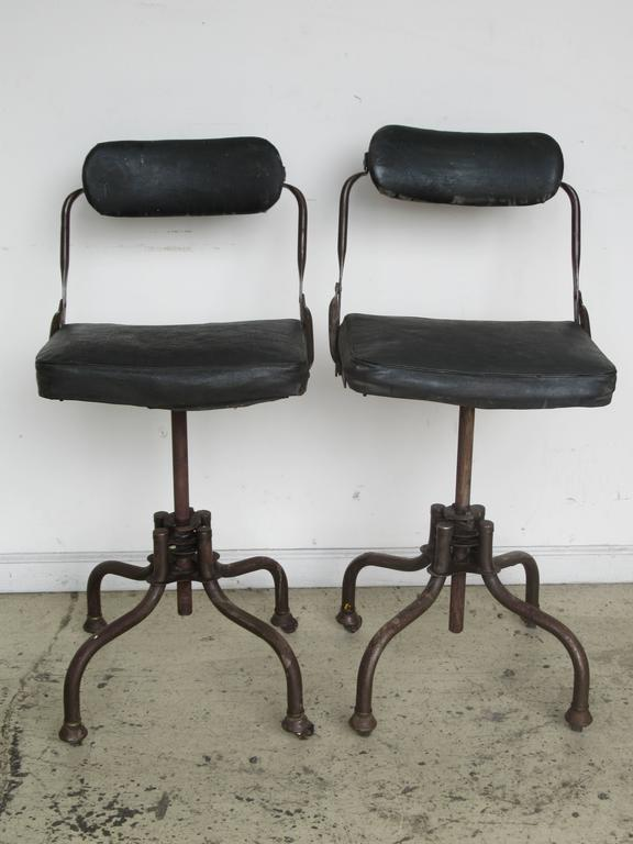 Early Industrial Task Chairs 3