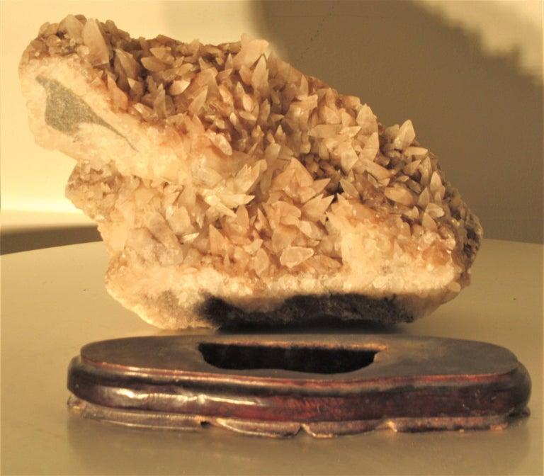 Large Old Quartz Crystal Specimen For Sale 5