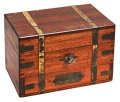 19th Century Apothecary Box