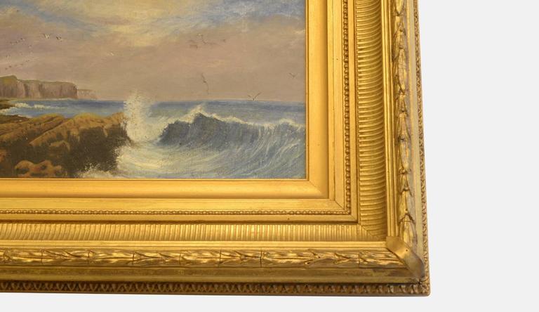 Oil Paintings Jurassic Coast Dorset