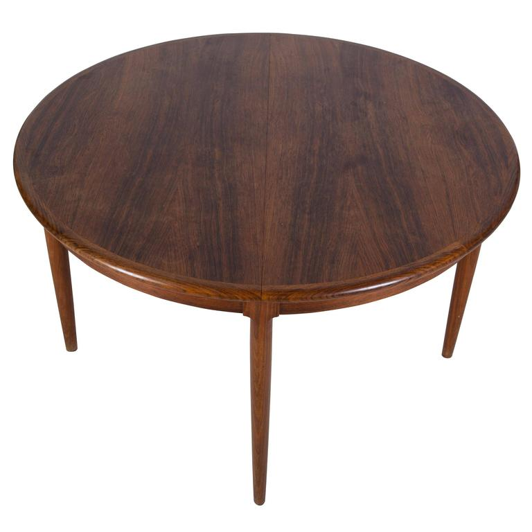 J L Moller Dining Table For Sale At 1stdibs