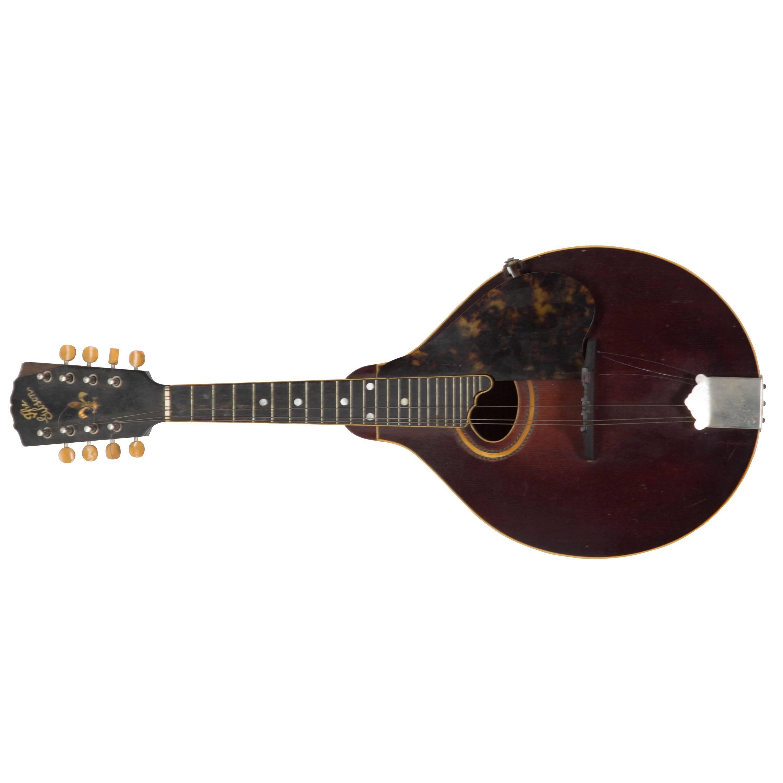 'The Gibson' A4 Mandolin, America 1919