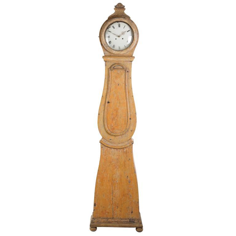 Swedish Long Case Clock