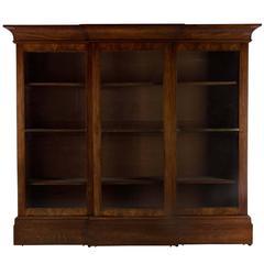 Empire Astragal Bookcase