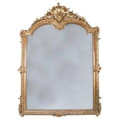 Large Louis XV Mirror