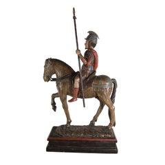 17th Century Equestrian Figure