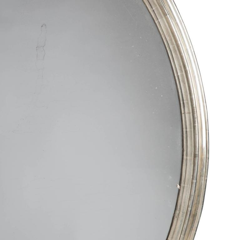 Pair of 19th Century Silver Gilt Mirrors 2