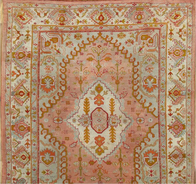 West Anatolia is one of the largest weaving regions in Turkey. Since the 15th century, Turkish rugs have always been on top of the list for having Fine oriental rugs.