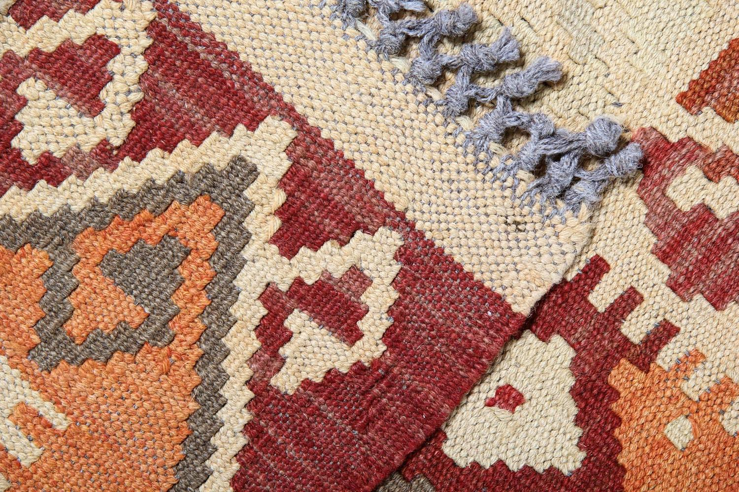 Kilim runner qashqai designs for sale at 1stdibs for Kilim designs