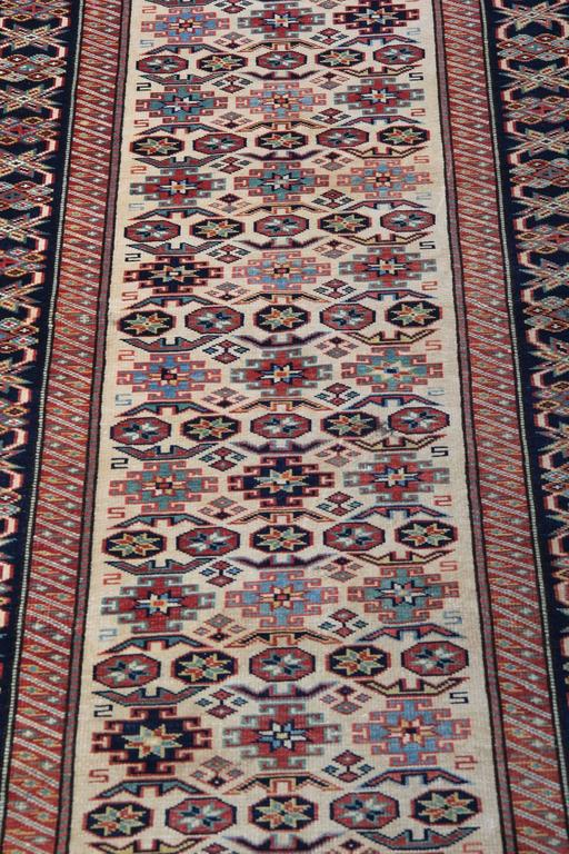 Hand-Crafted Handmade Carpet Runners Large Rugs Kazak Runner Rugs, Carpet from Afghanistan For Sale