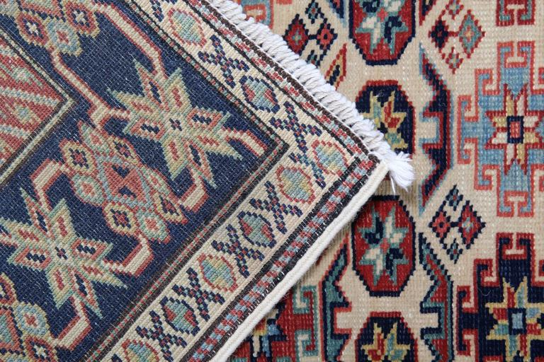 Handmade Carpet Runners Large Rugs Kazak Runner Rugs, Carpet from Afghanistan In New Condition For Sale In Hampshire, SO51 8BY