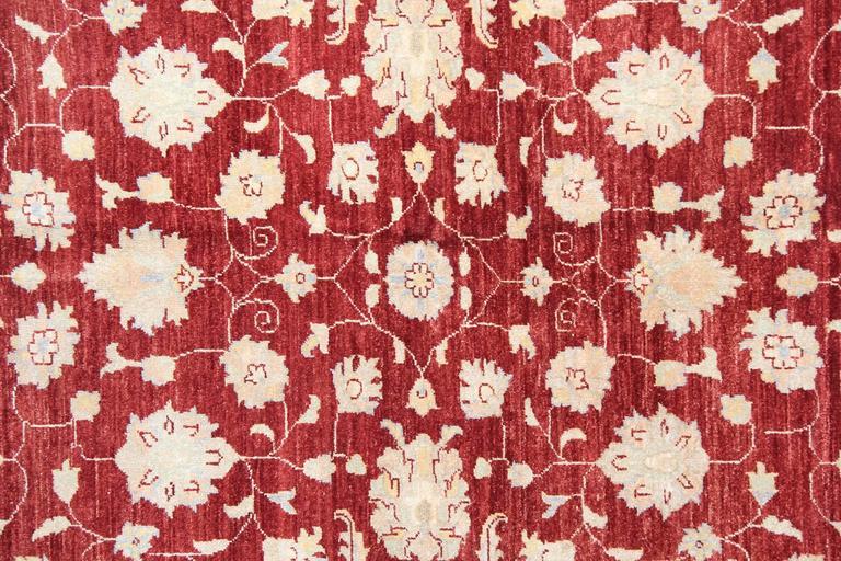 Afghan Ziegler Design Oriental Rugs, Wool Rugs, Suitable as living ...