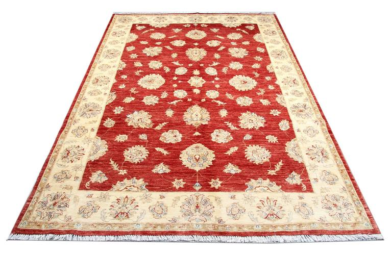 European and American tastes. The rugs of Sultanabad are extremely desirable in the modern marketplace. The popularity of Sultanabad rugs goes back to the mid-19th century. Sultanabads were designed and produced for export to European consumers in