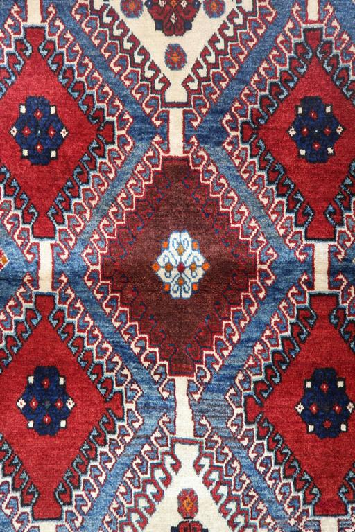 Tribal New Persian Rugs, Carpet from Yalameh For Sale