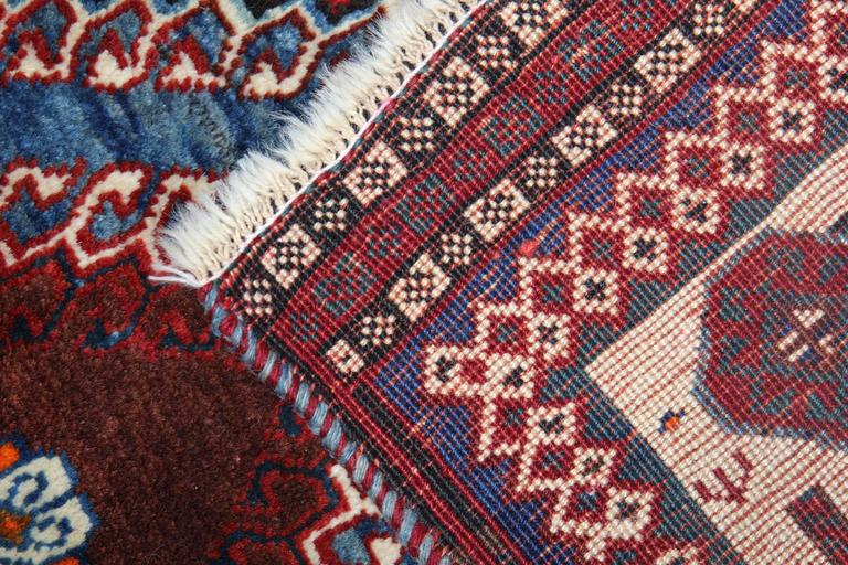 Vegetable Dyed New Persian Rugs, Carpet from Yalameh For Sale