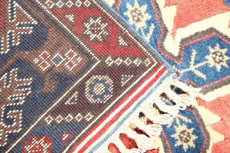 Decorative Turkish Rugs Colorful Carpet For Sale At 1stdibs