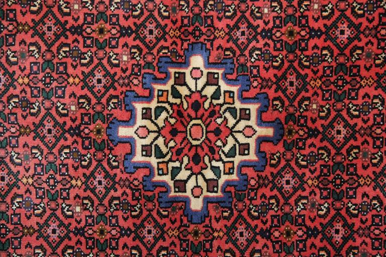 Vegetable Dyed Persian Rugs, Carpet from Hamedan For Sale