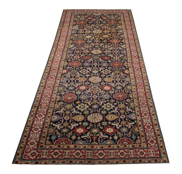 Fine Antique Caucasian Rug From Kuba For Sale At 1stdibs