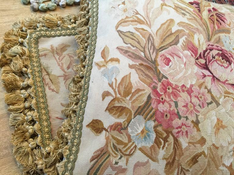 Decorative Pillows, French Style Aubusson The Pillow Cushion Cover 9