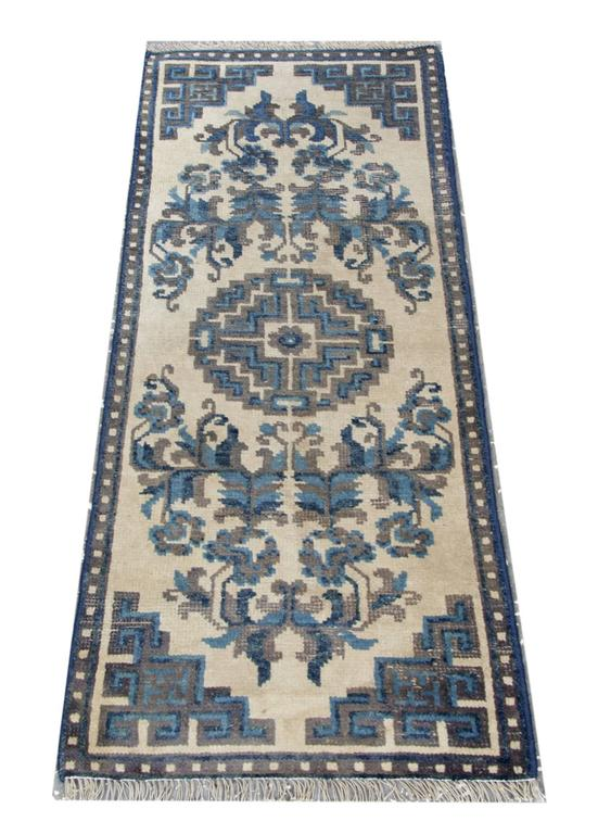Antique Rugs Chinese Blue And White Carpet Runners For