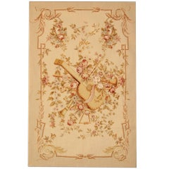 20th Century Aubusson Style Rugs