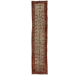 Luxury Antique Runner Rugs, Handmade Carpet Runners Caucasus Area Oriental Rug