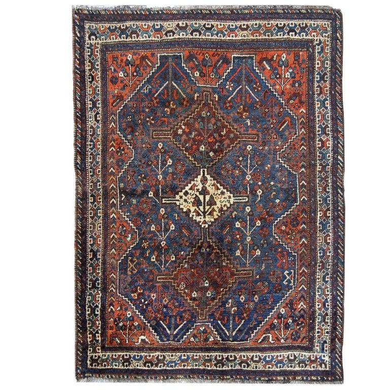 Antique Rugs, Oriental Carpets from Qashqai