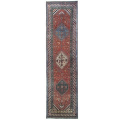 Antique Rugs, Kurdish Carpet Runners, Tribal Runner Rugs