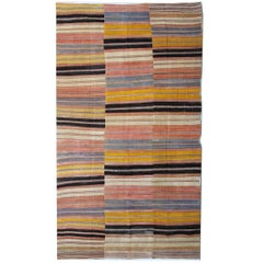 Antique Kilims, Persian Rugs, Jajim Flat-Weave Rug